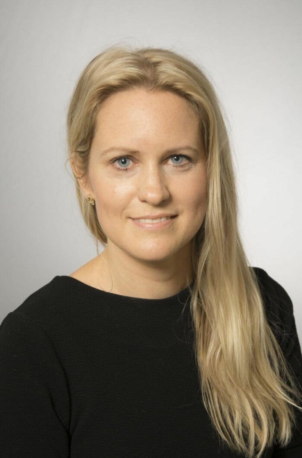 Docent i psykologi Kristina Holmqvist Gattario