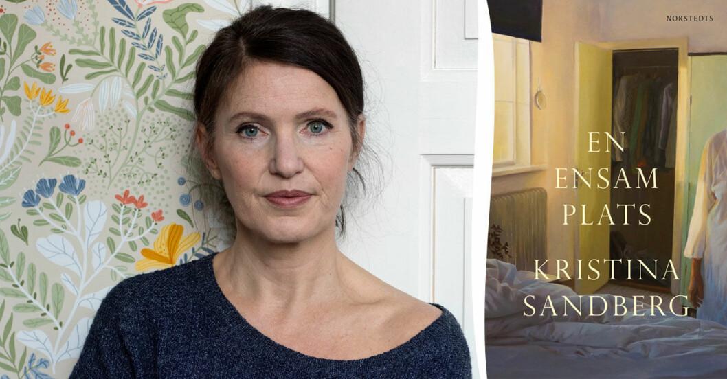 Kristina Sandberg har skrivit den självbiografiska boken En ensam plats.