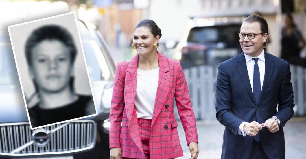 Kronprinsessan Victoria och Prins Daniel