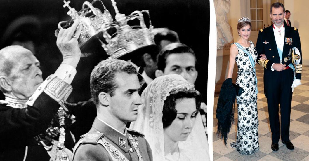 spanska kungahuset