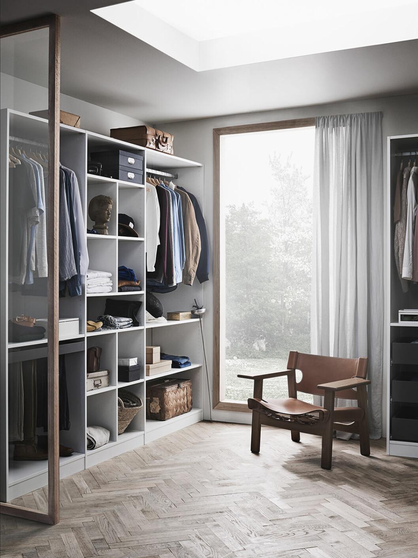 Walk-in-closet från Kvik