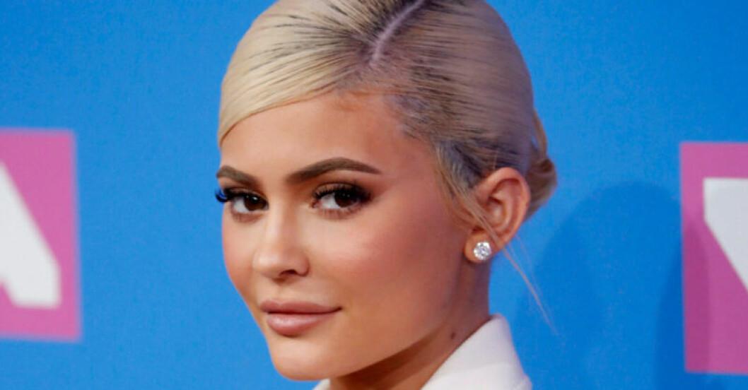 Kylie Jenner världens yngsta dollarmiljardär