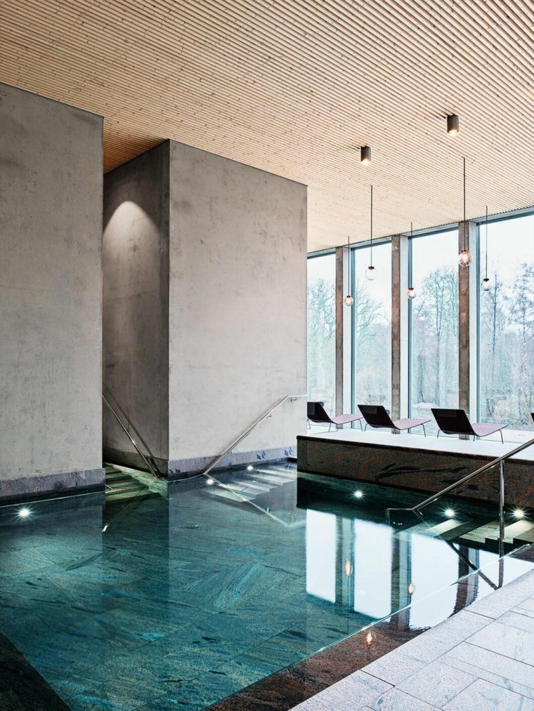 Andrum i skåne är ett nytt spa i regi av Svenska kyrkan.