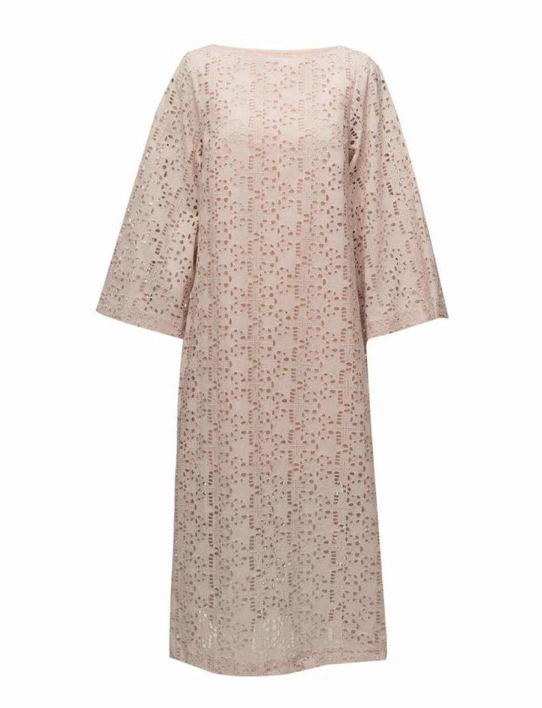 Ljusrosa klänning Rodebjer