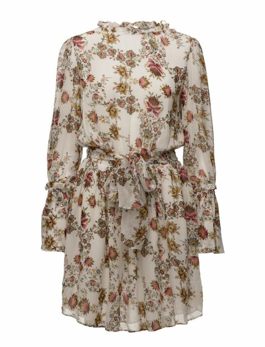 Blommig klänning från Hunky Dory