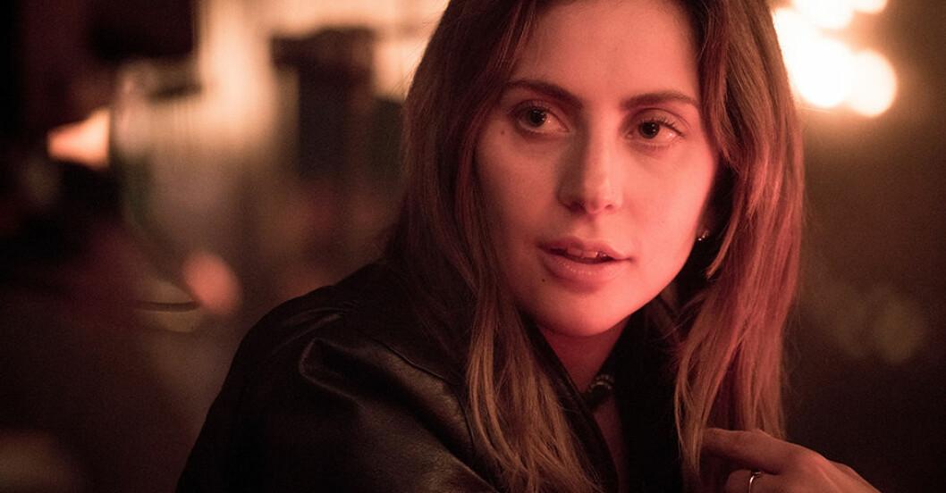 """Lady Gaga i filmen """"A star is born"""""""