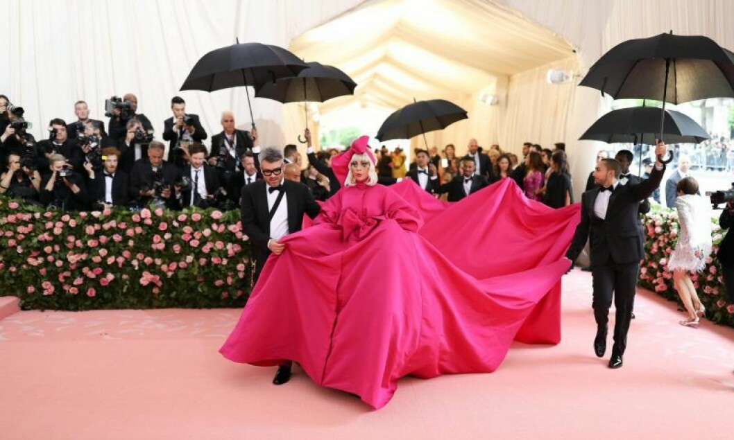 Lady Gaga met-galan 2019 look 1