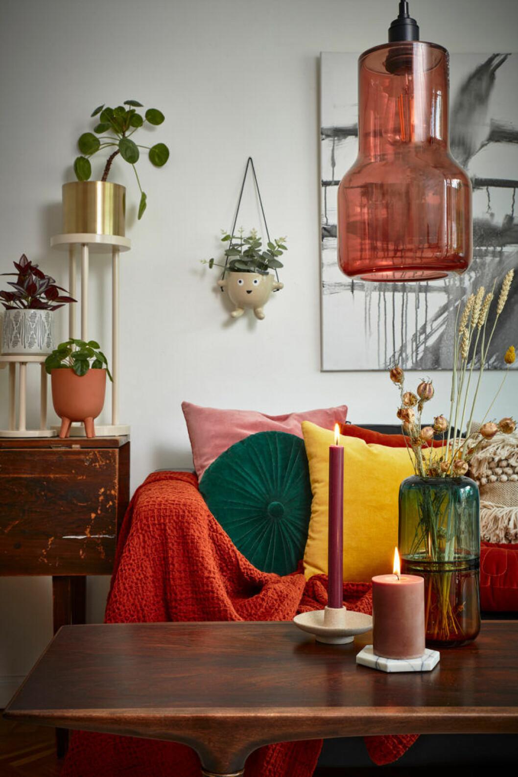 Inredningsdetaljer från Lagerhaus nya kollektion