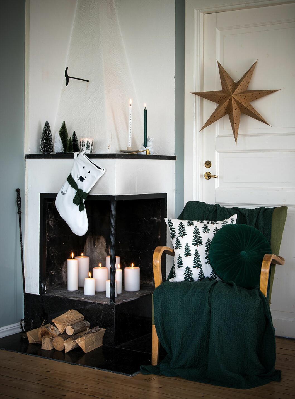 Naturnära och lekfull jul hos Lagerhaus 2019