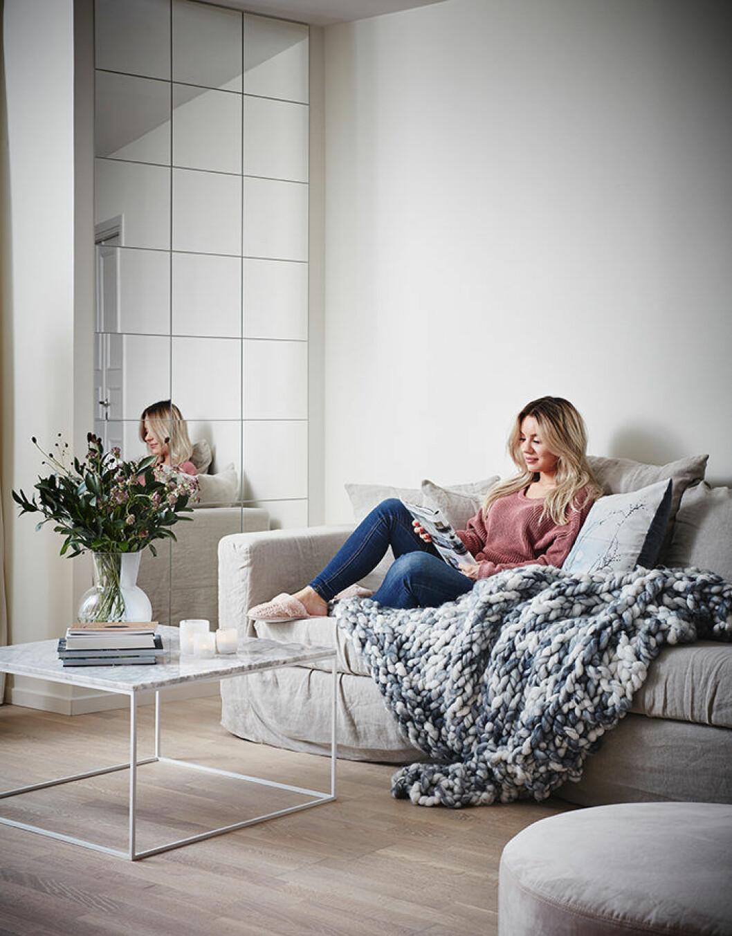 Therese Lindgren gör kollektion för hemmet med Lagerhaus