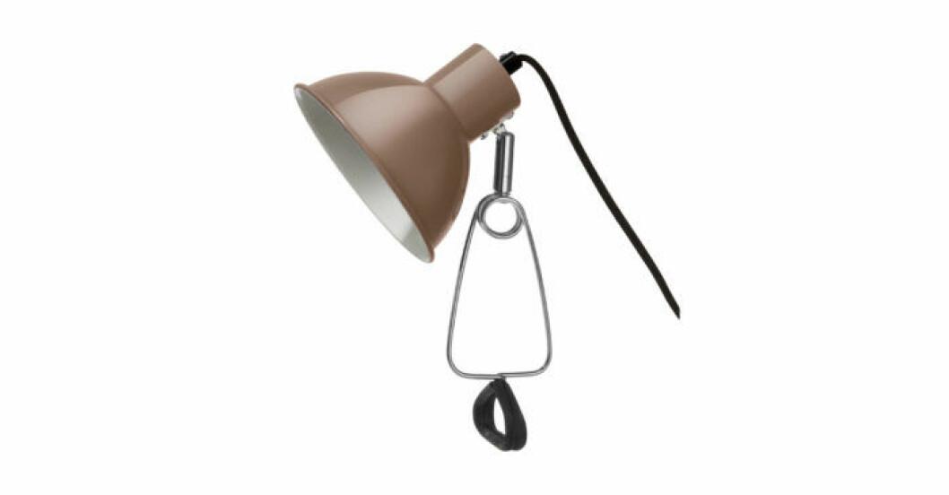 Läslampa från Granit