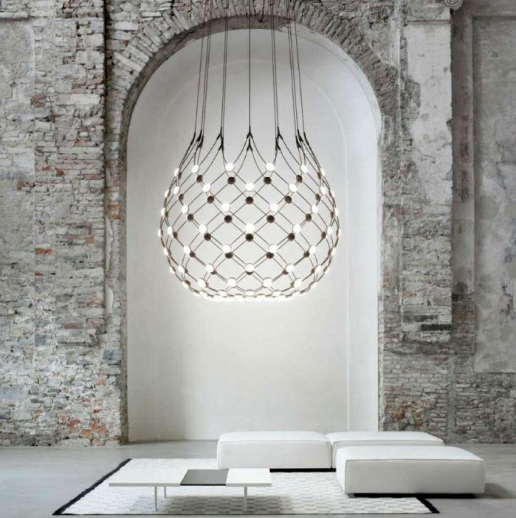 Mesh lampa från Confident Living