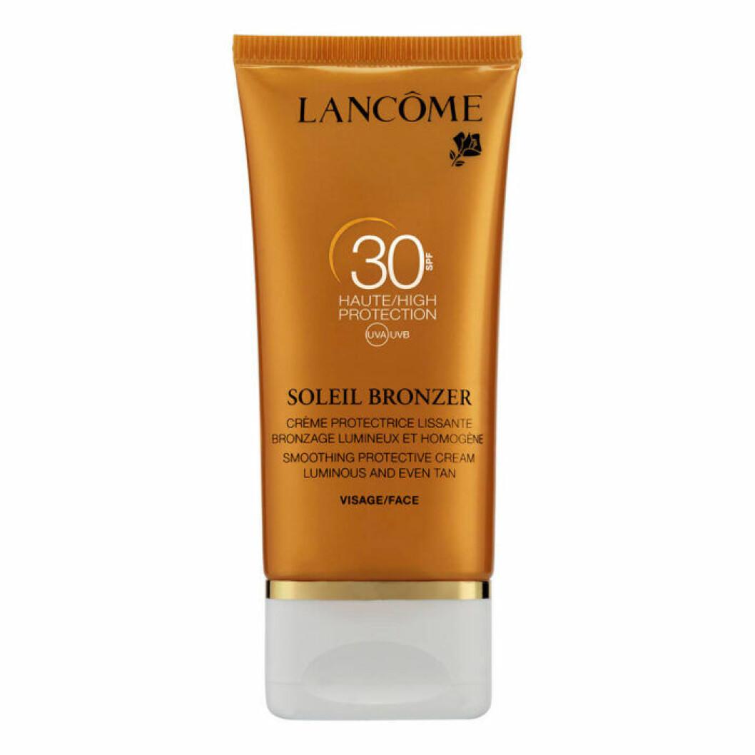 Lancome bronzing creme
