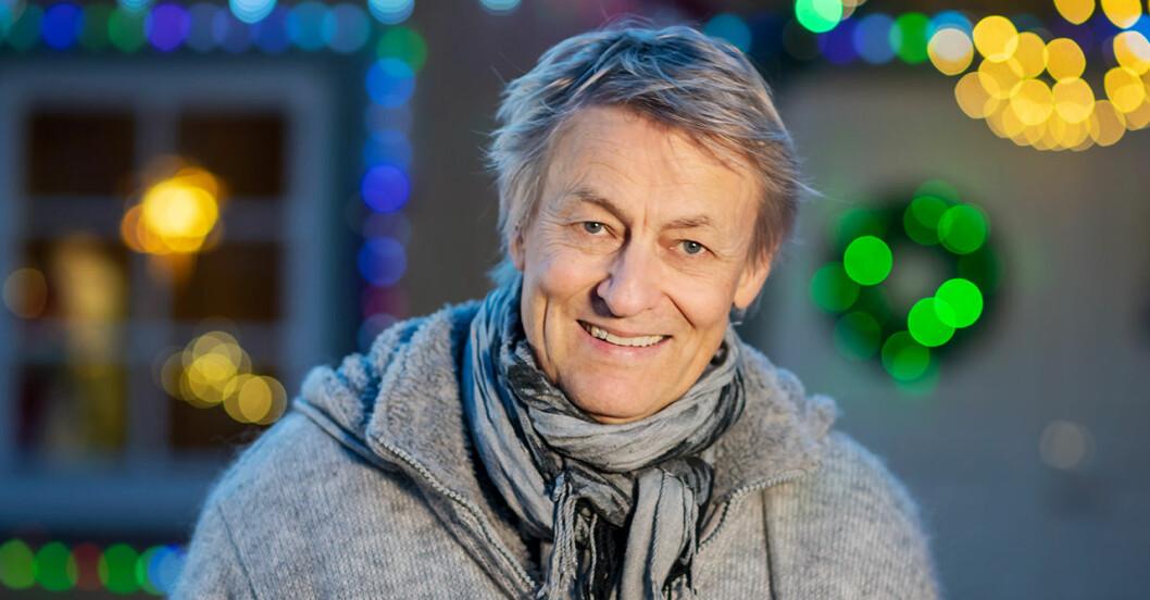 Lars Lerin är årets julvärd i SVT 2020