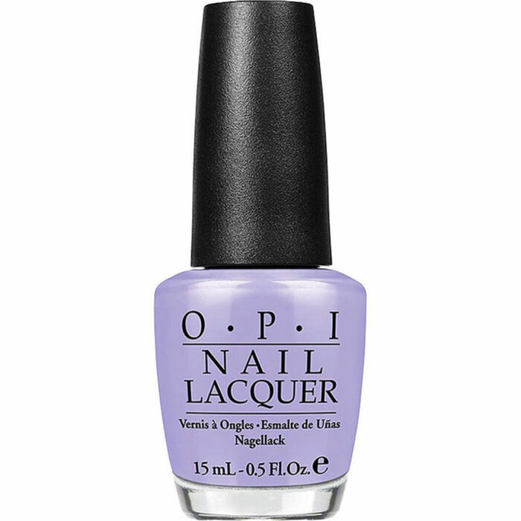 Opi lavendel nagellack