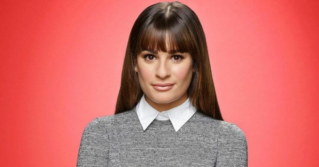 Lea Michele i Glee