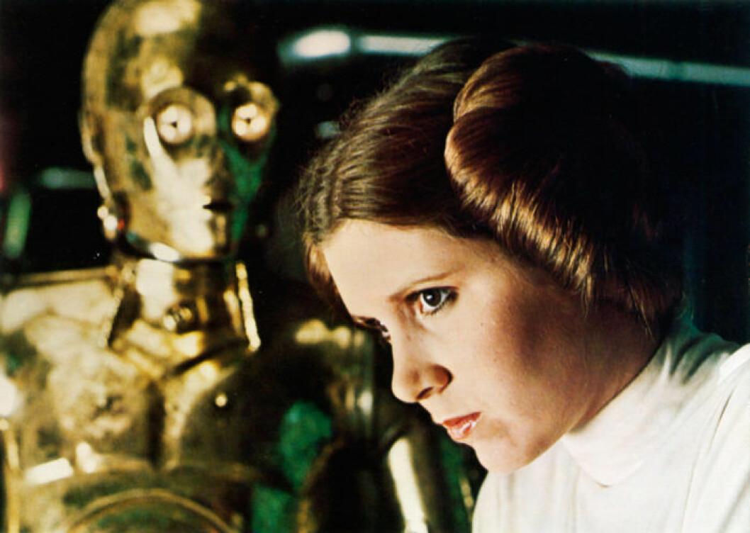 Prinsessan Leia, Stjärnornas krig