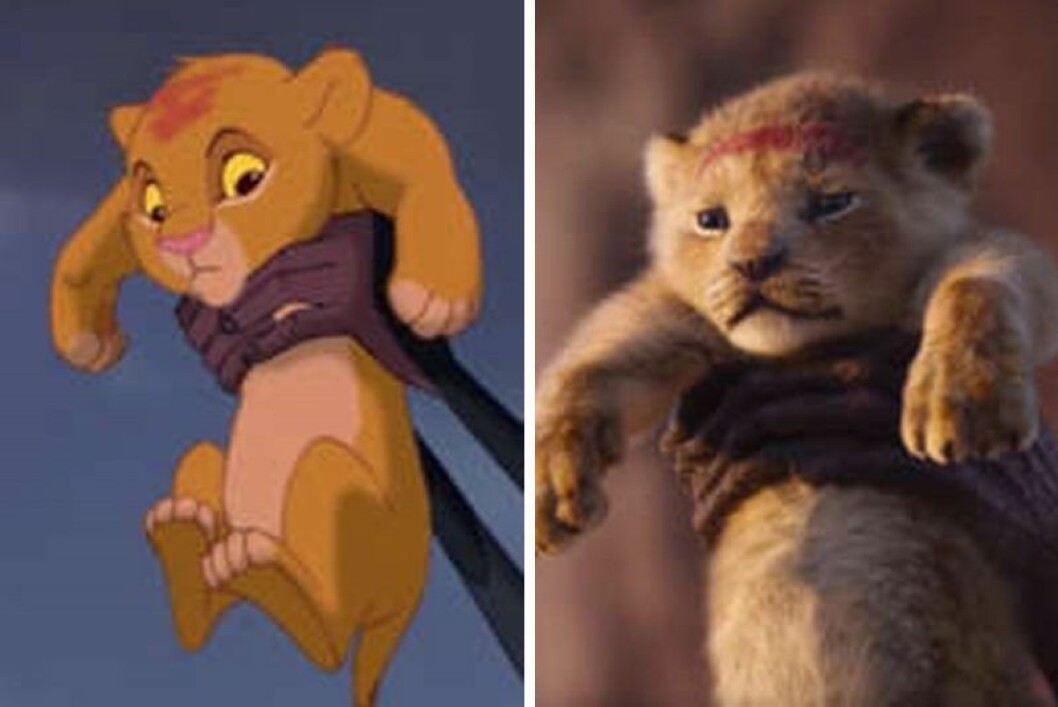 Simba i lejonkungen
