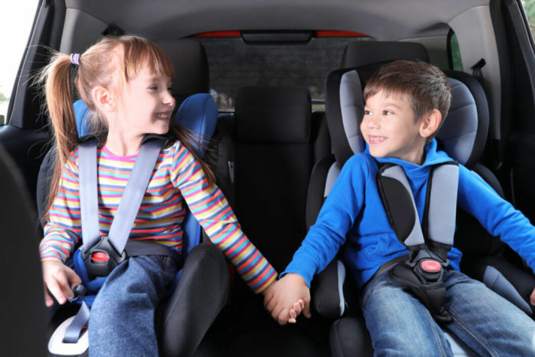 Barn som åker bil, tips på lekar