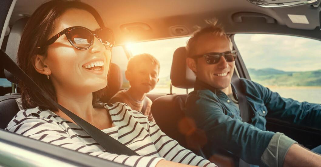 Roligare bilresa - här är lekarna för både barn och vuxna!