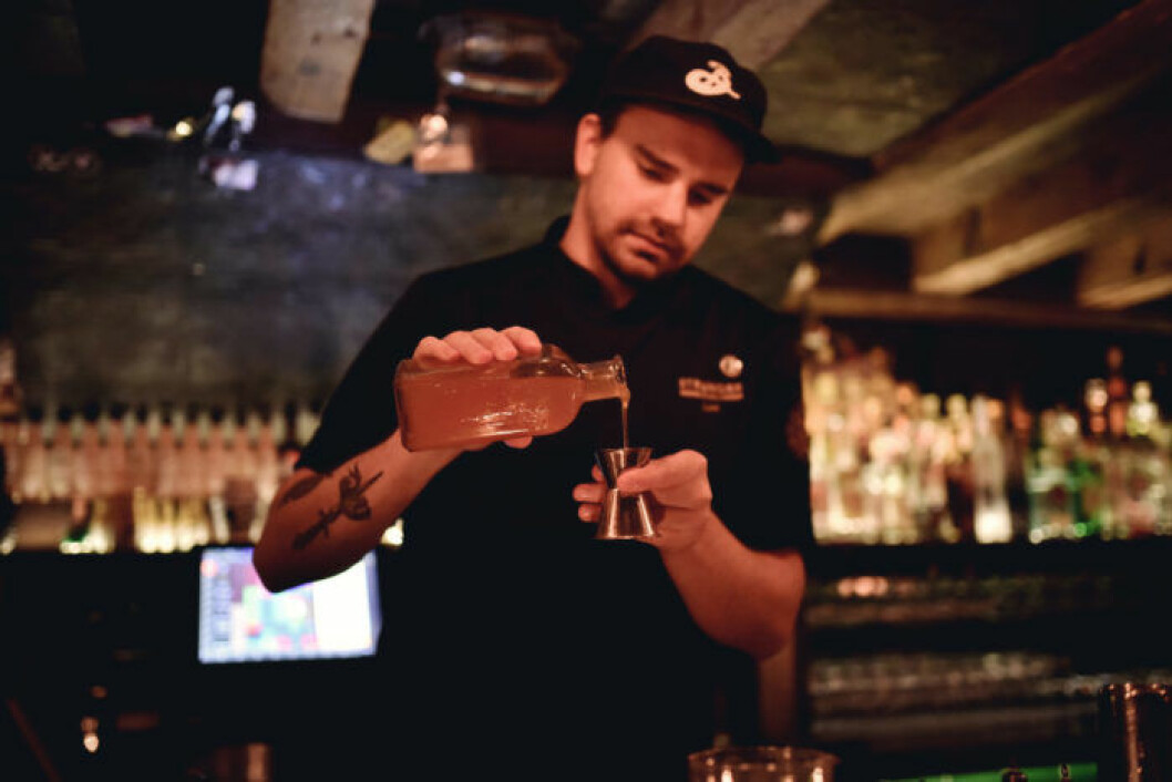 Leo Lahti Bartender