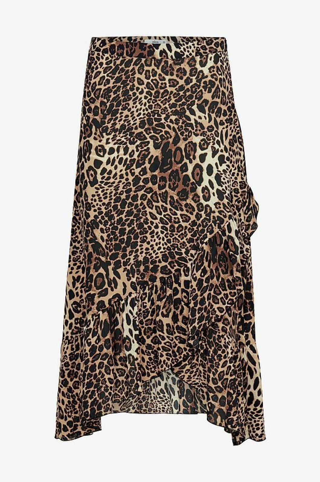 Leopardkjol volang