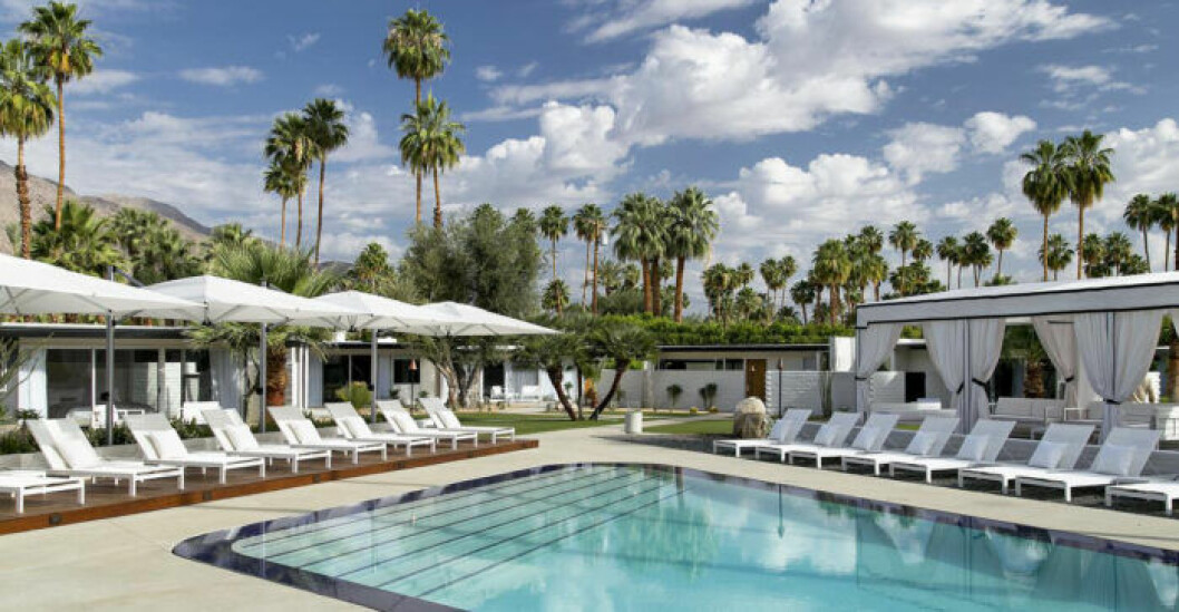 boutiquehotellet L'Horizon Resort Palm Springs