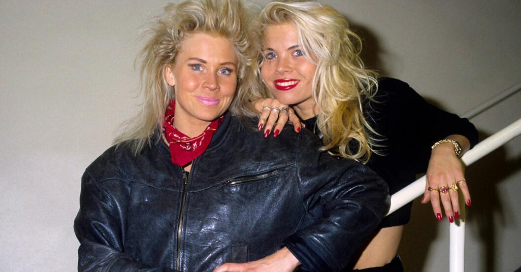 Lili och Susie på åttiotalet