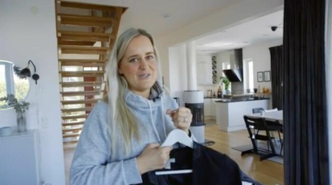 Linda Henriksson från
