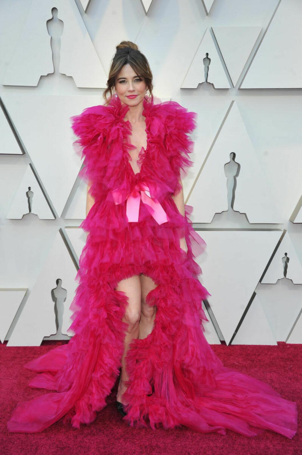 Linda Cardellini på Oscarsgalan 2019