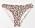 Bikinitrosa med leopardmönster. Bikinitrosa från Lindex.