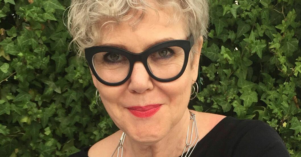 """Linnea """"Arga tanten"""" Öst, skönhetsskribent och bloggare."""