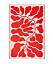 Linnea Andersson x Arket filt i rött