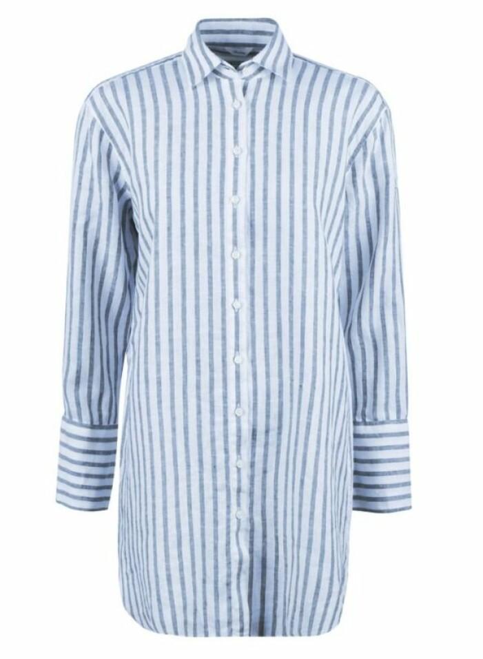 skjorta i linne stenströms