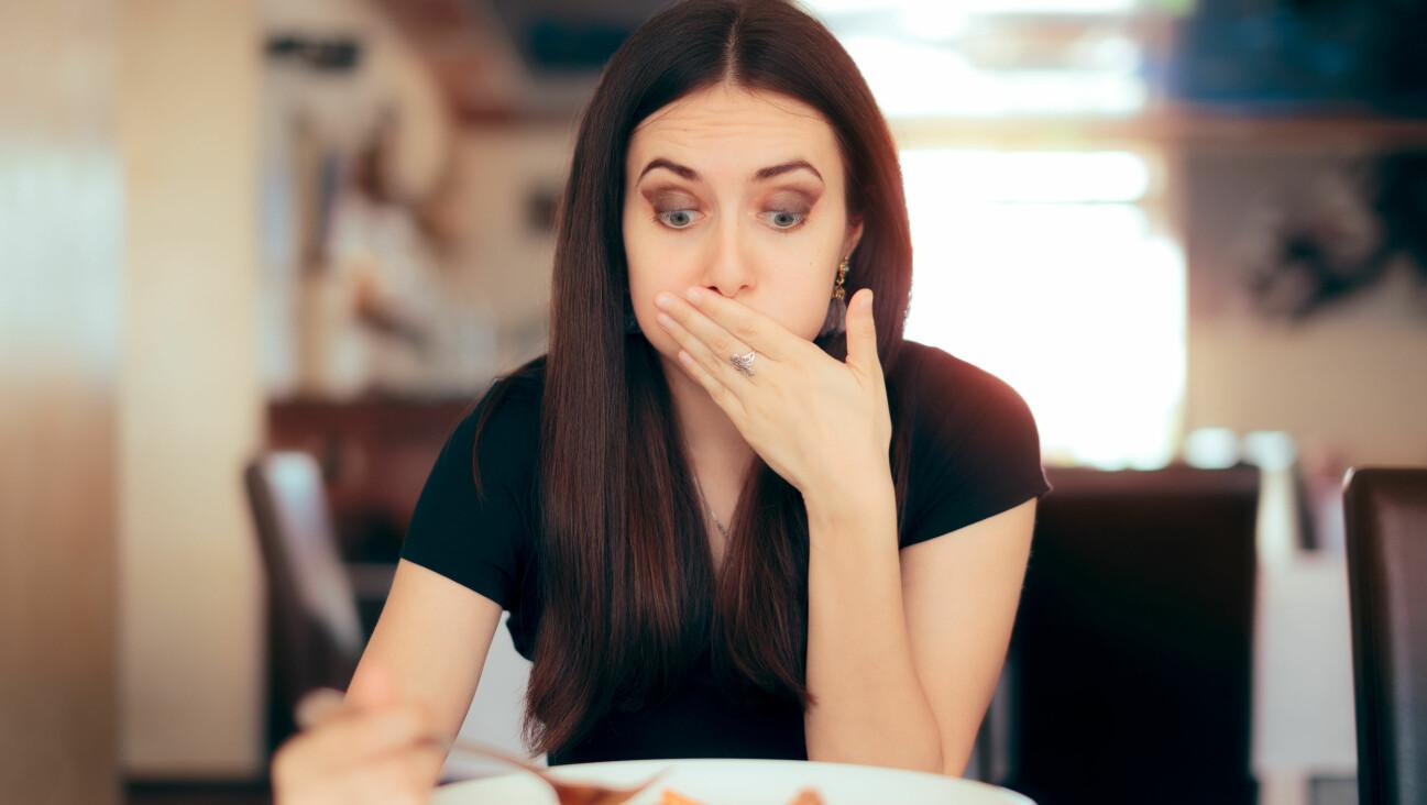 Lista på maten med störst risk att ge dig matförgiftning