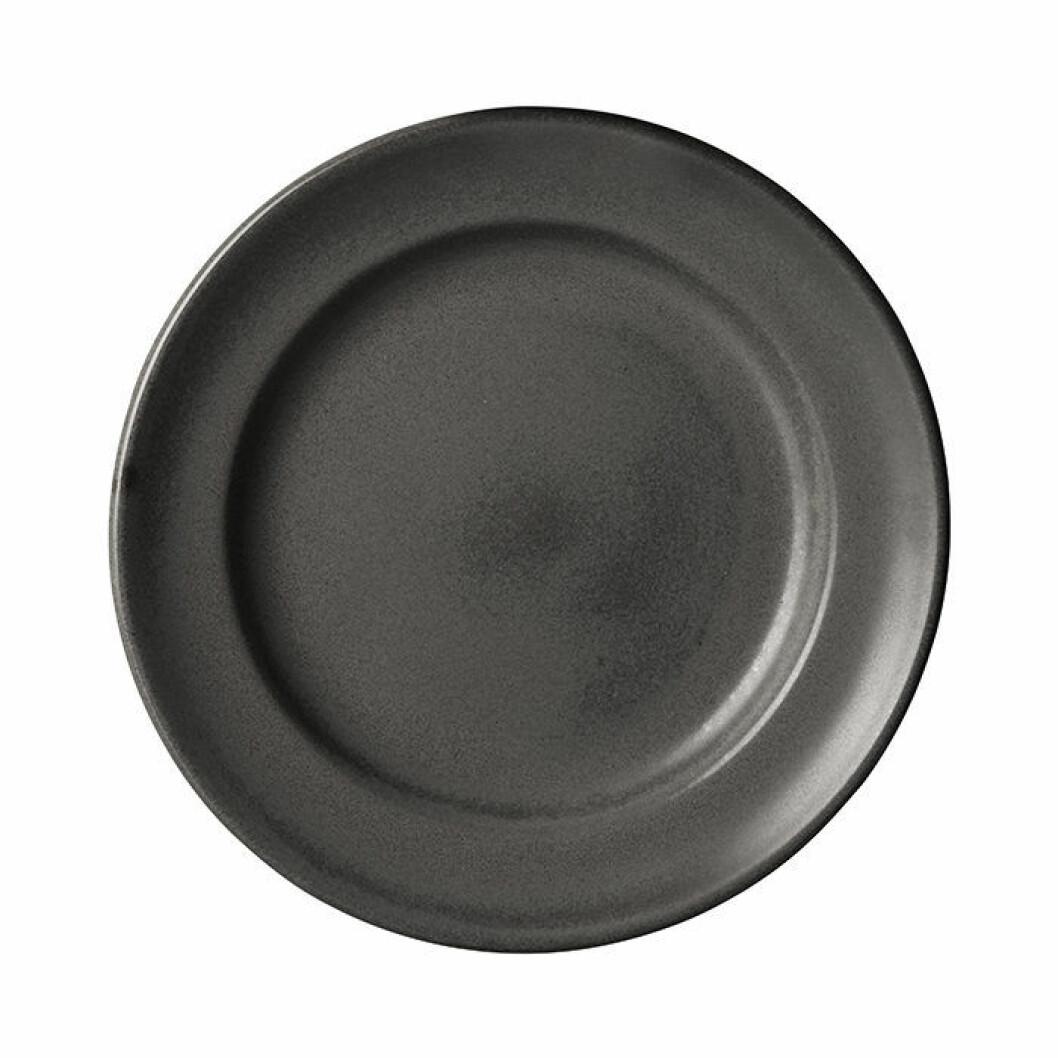 Liten tallrik i keramik från Granit