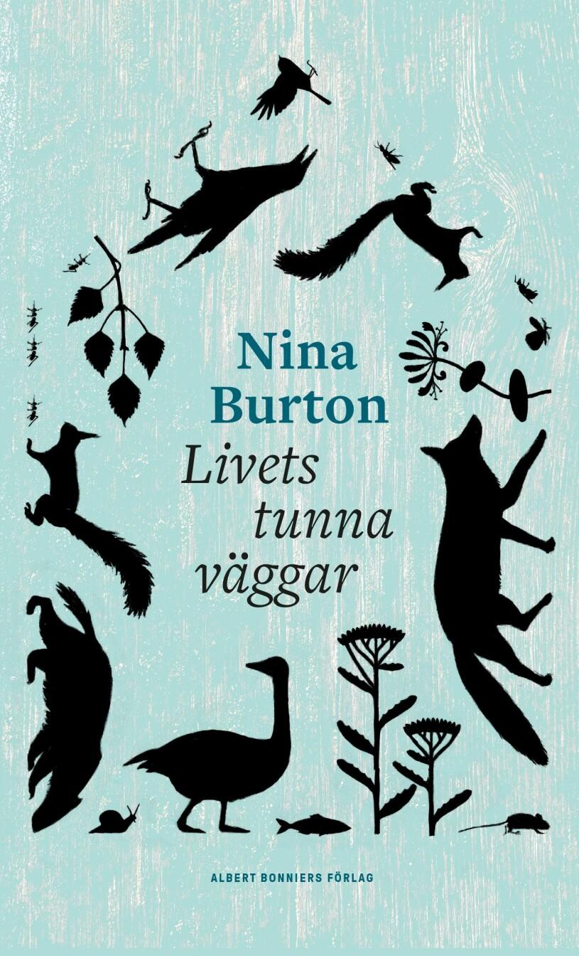 Livets tunna vaggar Nina Burton