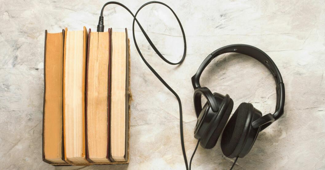 Är det bäst att lyssna på ljudbok eller läsa själv?