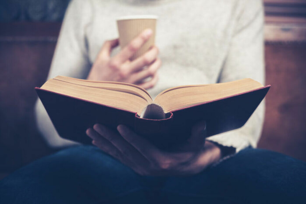 Vi påverkas starkare av det vi hör än det vi läser.