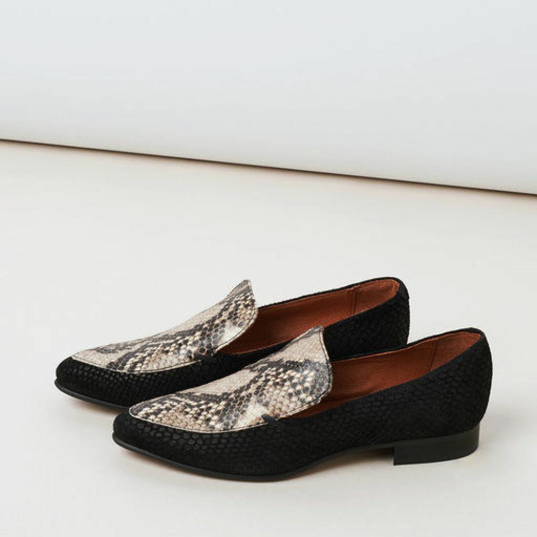 Svarta Loafers från Twist & tango