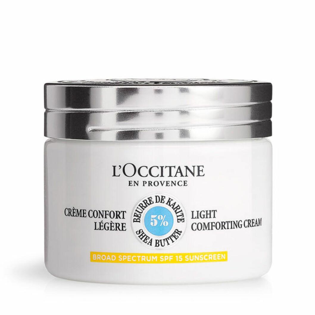 Loccitan dagkräm med spf