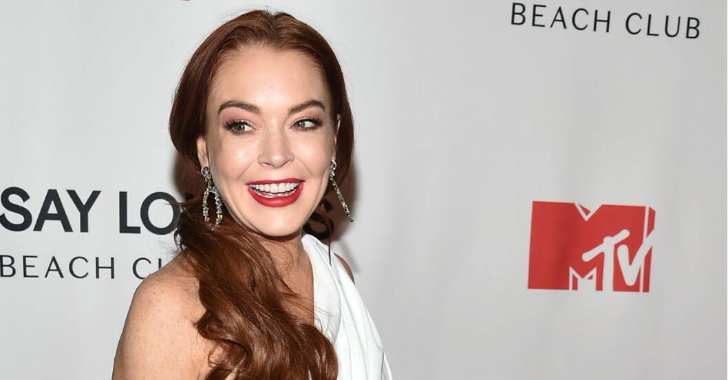 Lindsay Lohan hade 2019 ett realityprogram där hon drev sin beach club i Grekland.