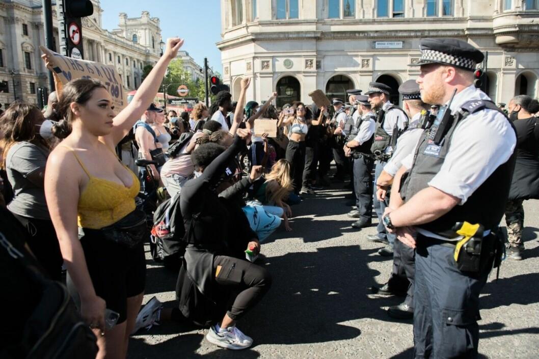 Black Lives Matter i London