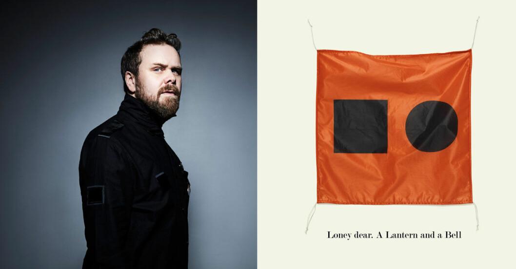Emil Svanängen, alias Loney Dear och nya albumet A lantern and a Bell.