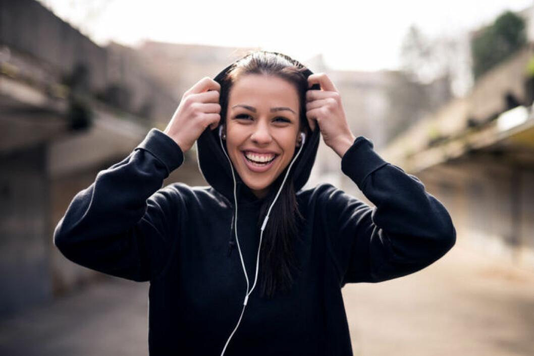 Att springa med bra musik i lurarna underlättar alltid.