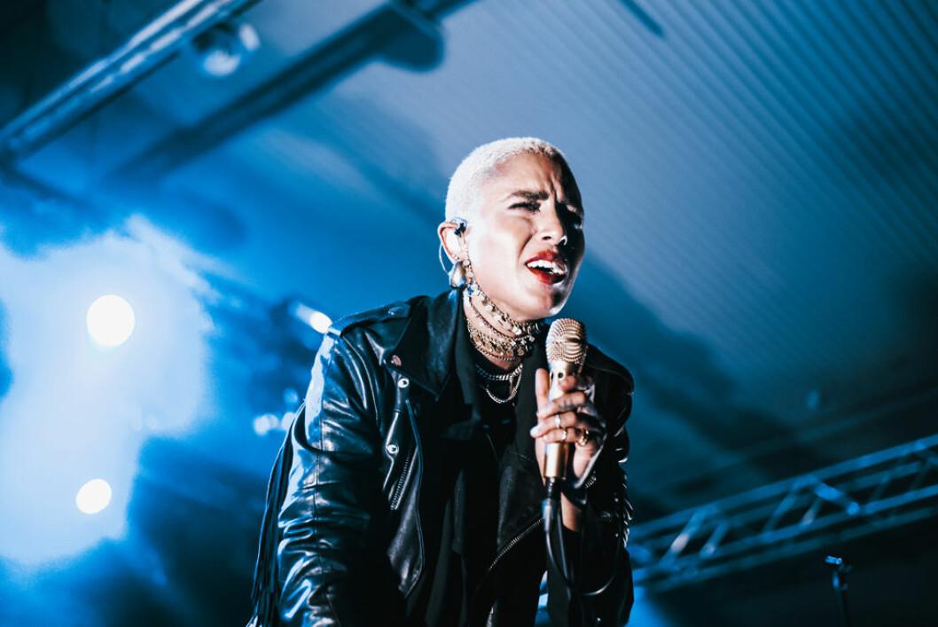 Loreen framförde Euphoria på Statement festival 2018.