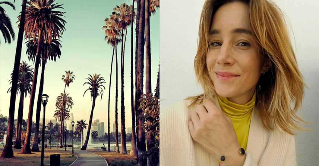 Cecilia Blankens resguide Los Angeles
