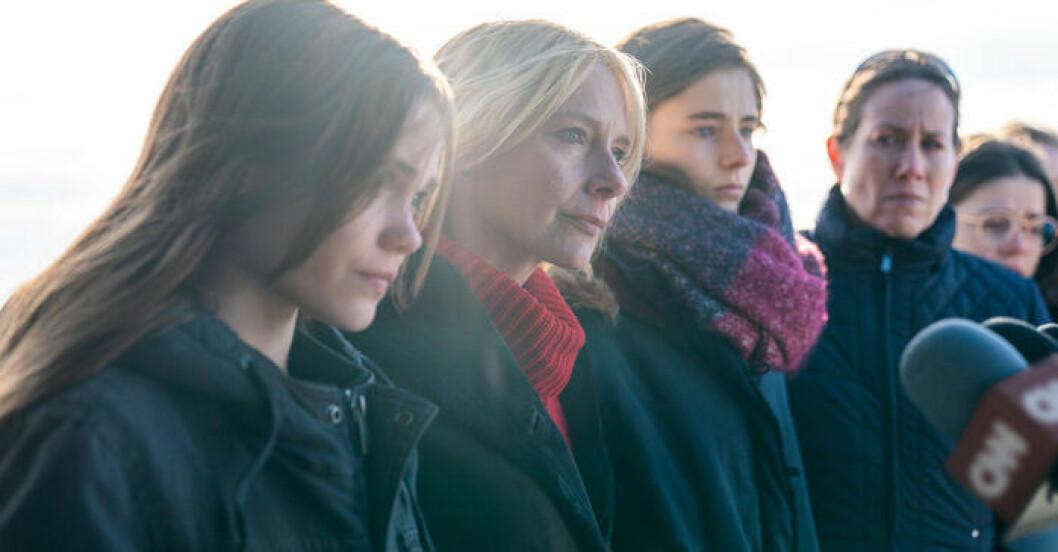 En bild från filmen Lost Girls, som du kan streama på Netflix.