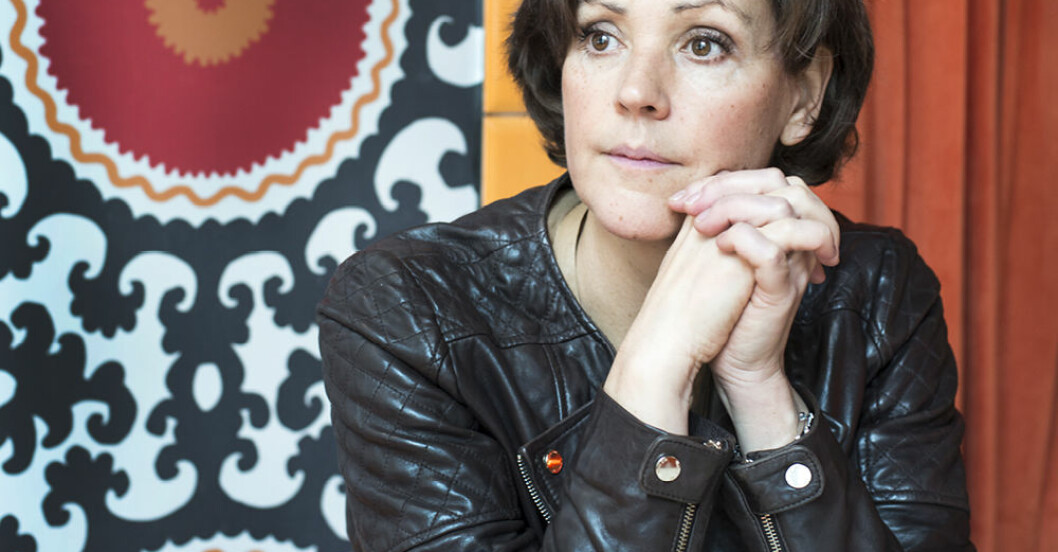 Lottie Knutson – Nödrop – när krisen kommer