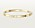 Stelt armband i guld från Cartier.